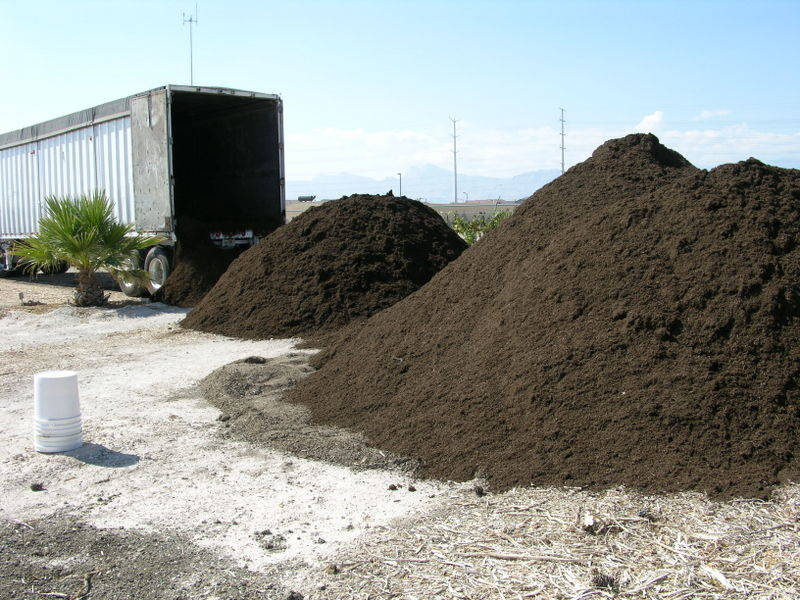 Bob Morris Compost is universally good, whether it's commercial or homemade, when added to soils as a soil amendment.