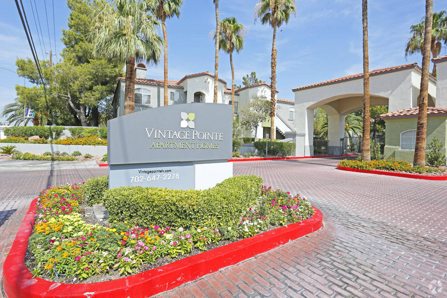 Vintage pointe apartments sell for las vegas for Vintage apartments