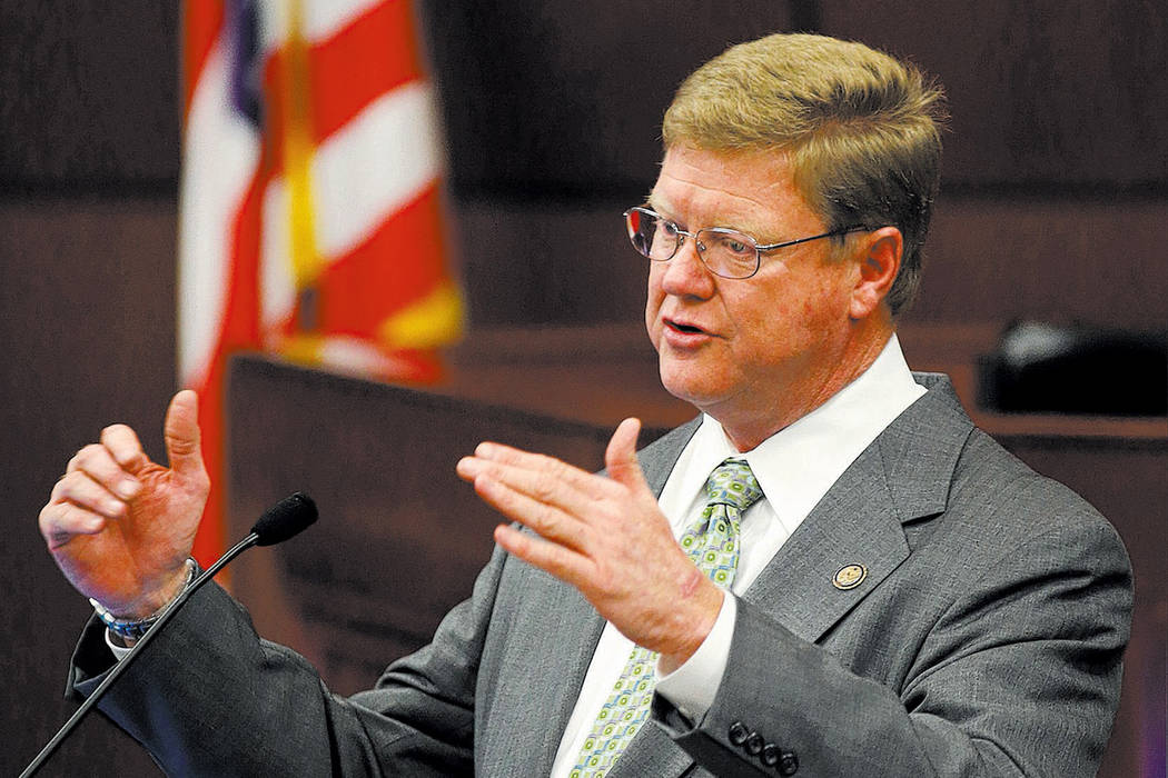U.S. Rep. Mark Amodei, R-Nev. (The Associated Press)