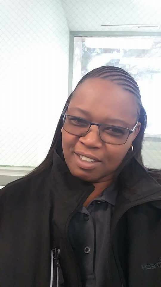 LaTosha White, 50, poses for a selfie. She was one of the two security guards shot and killed Dec. 30 at Arizona Charlie's. Photo courtesy of Tamia Dow.
