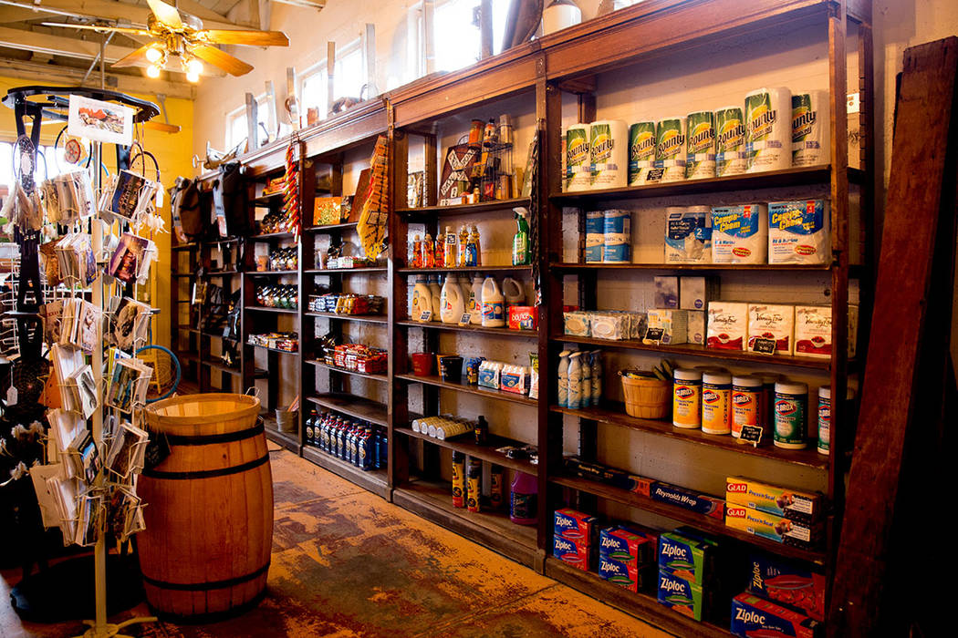 Nipton's General Store offers supplies for visitors. (Tonya Harvey Real Estate Millions)