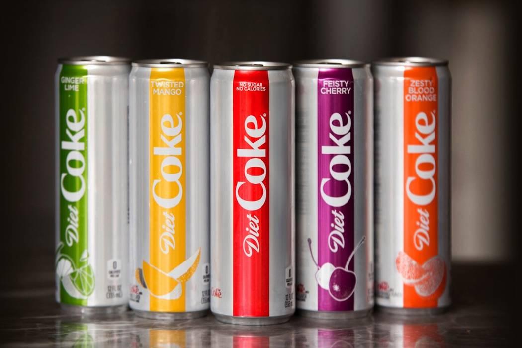 New Diet Coke flavors (Coca-Cola Co/Twitter