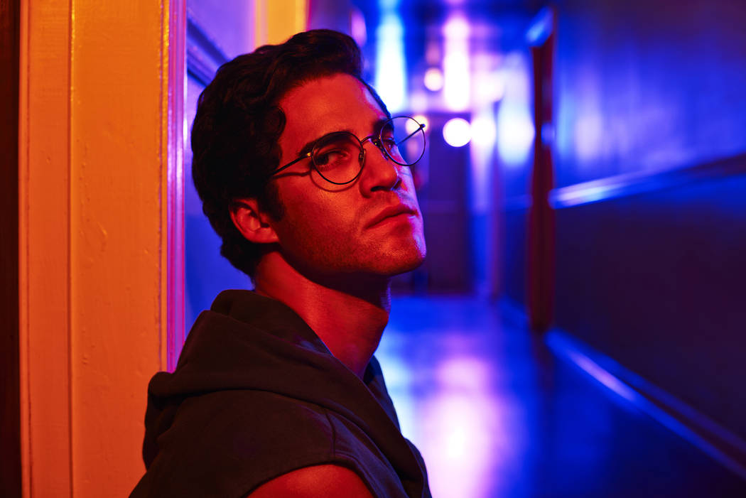 "Darren Criss as Andrew Cunanan in ""The Assassination of Gianni Versace: American Crime Story."" Pari Dukovic/FX"