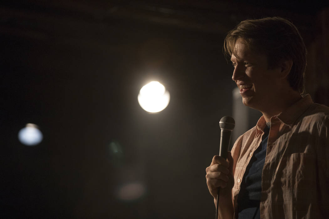"Pete Holmes stars in ""Crashing."" photo: Craig Blankenhorn/HBO"