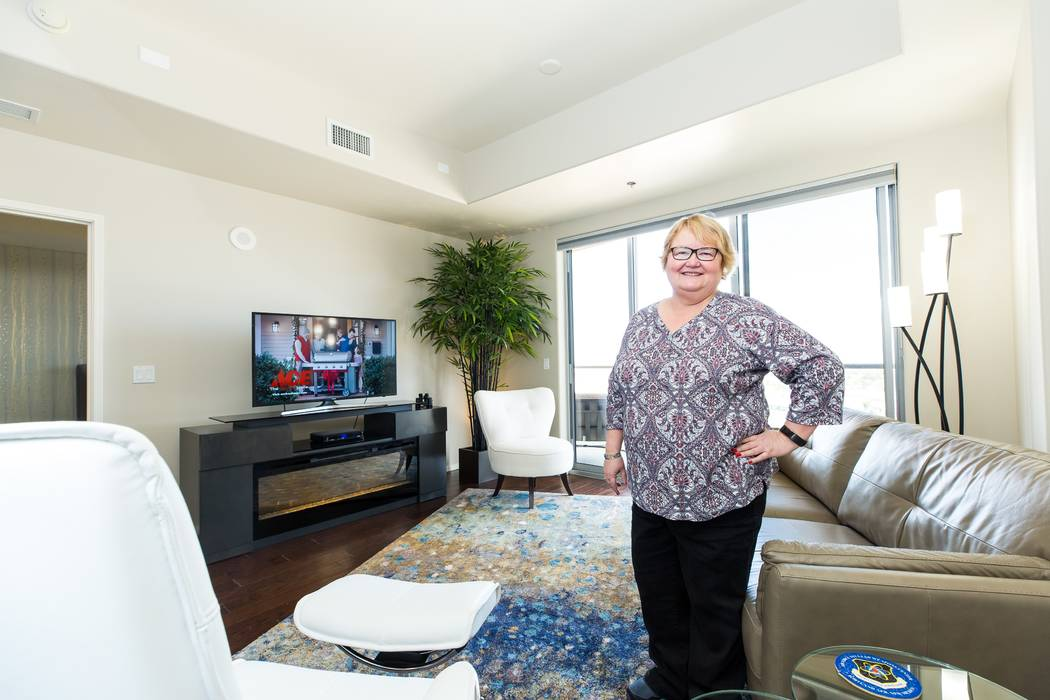 Ohio native and retired civilian Air Force engineer Pat Pettit has chosen to enjoy her golden years in the Entertainment Capital of the World and recently purchased her dream home at One Las Vegas ...