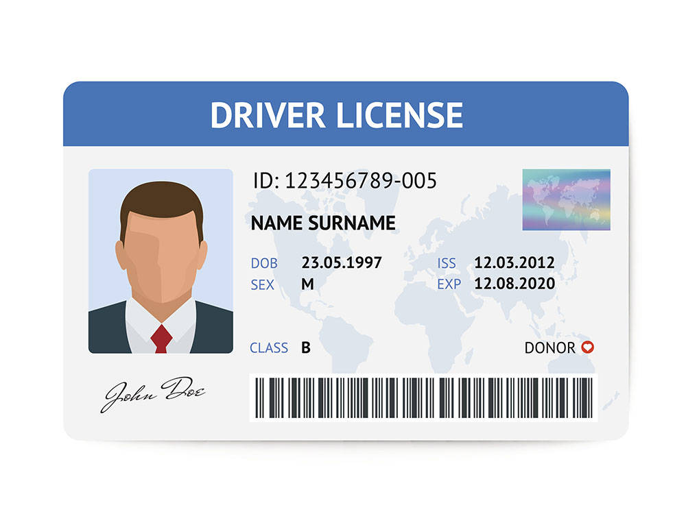 State law does not prevent a homeowners association from having the security company scan a driver's license. (Thinkstock)