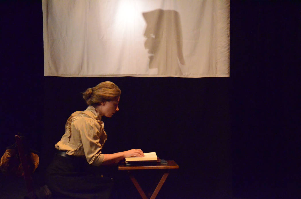 """Curie Me Away!"" is the story of a pioneering scientist overcoming sexism and societal hurdles to become history's most famous female scientist.  Photo courtesy of Matheatre"