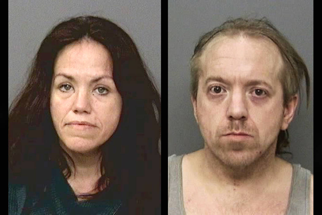 Shanna Culver, 46, and Curtis Culver, 45 who were arrested after Brian Hawkins confessed to a 1993 killing in an emotional interview with a television station, saying his faith in God led him to d ...