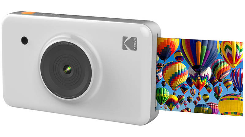 Kodak Mini Shot.