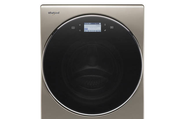 Whirlpool all-in-one washer and dryer.