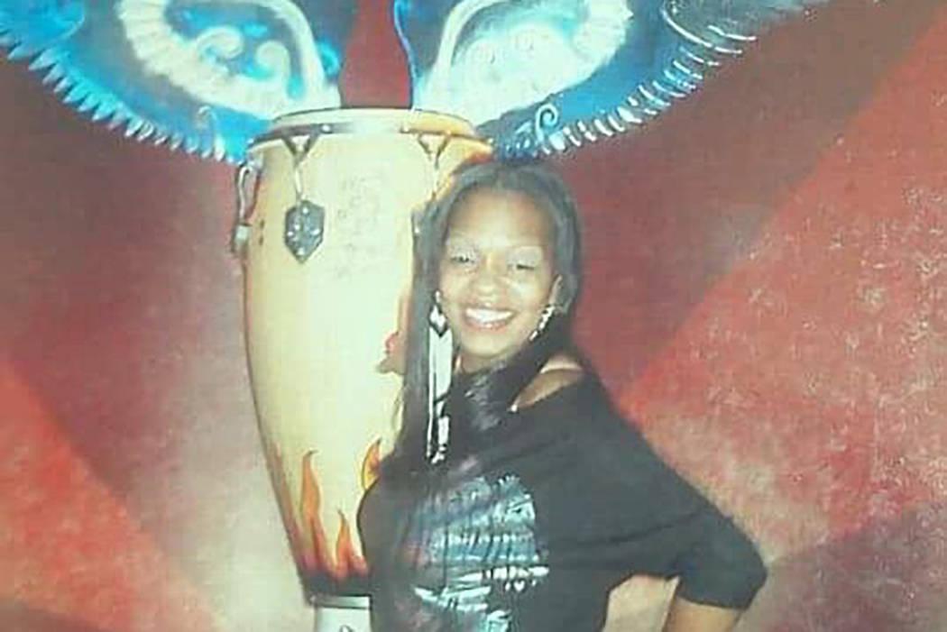 Tina Jackson. (Kaisha Jones)