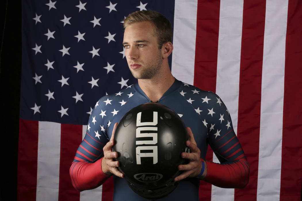 Former Cy-Fair Standout Sam McGuffie Named To US Olympic Bobsled Team