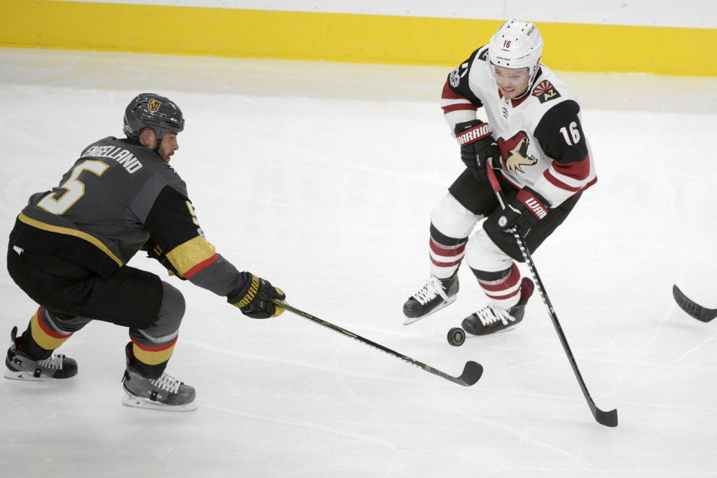 Deryk Engelland and Jon Merrill Sign Extensions with Vegas Golden Knights