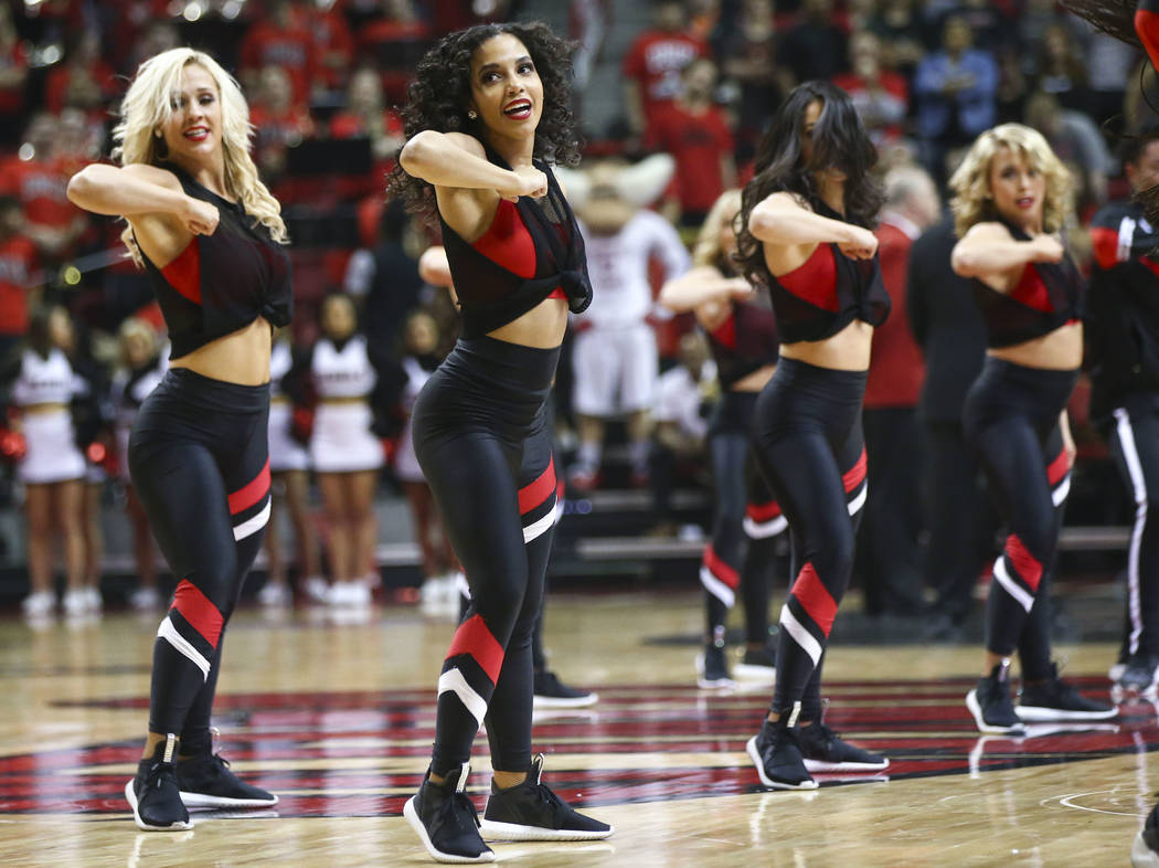 McCoy's double-double powers UNLV to 76-67 victory over ...