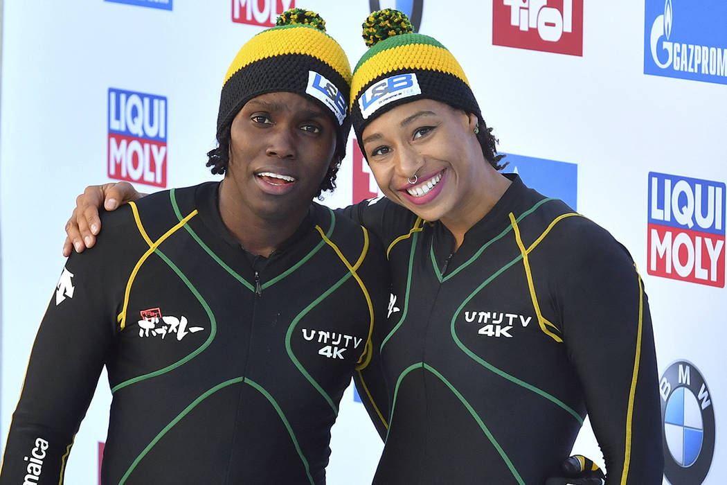 Jamaica sending its first women's bobsled team to Olympics ...