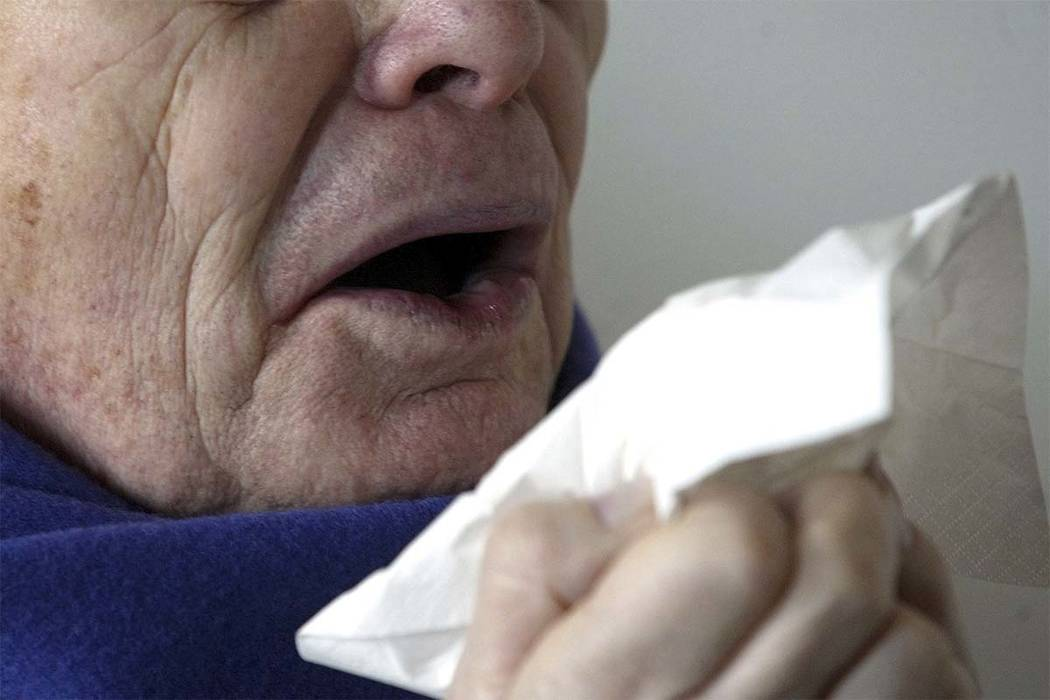 According to a case study published Monday, Jan. 15, 2018, in the journal BMJ Case Reports, doctors in England say stifling a big sneeze can be hazardous for your health in rare cases, based on th ...