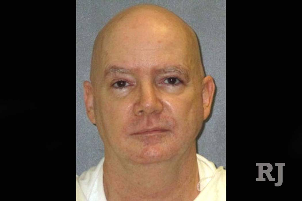 Anthony Allen Shore, a Houston-area sex offender who was convicted of killing a young woman and confessed to three more strangling deaths, was executed Thursday, Jan. 18, 2018, by lethal injection ...