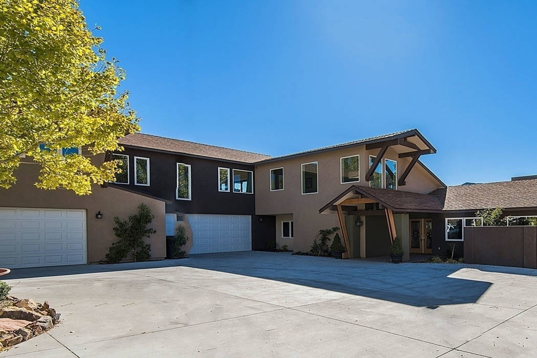 The home at 9590 Mule Deer Road is listed for $1.325 million. (Realty One Group)