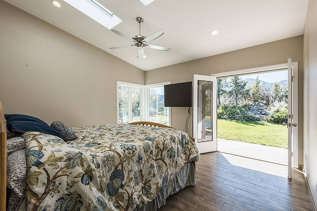 The home has three master bedrooms. (Realty One Group)