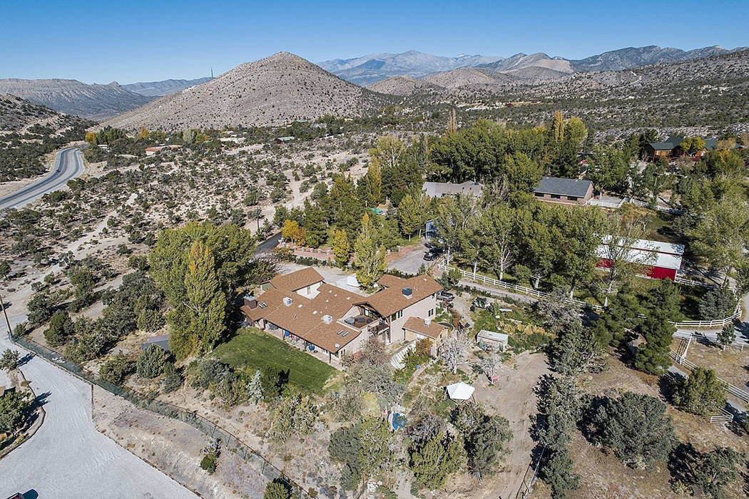 The property at 9590 Mule Deer Road is listed for $1.325 million. (Realty One Group)