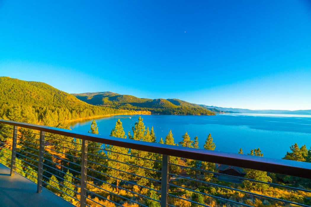 Located on the East Shore, Glenbrook is one of Lake Tahoe's most esteemed communities. (Oliver Luxury Real Estate)