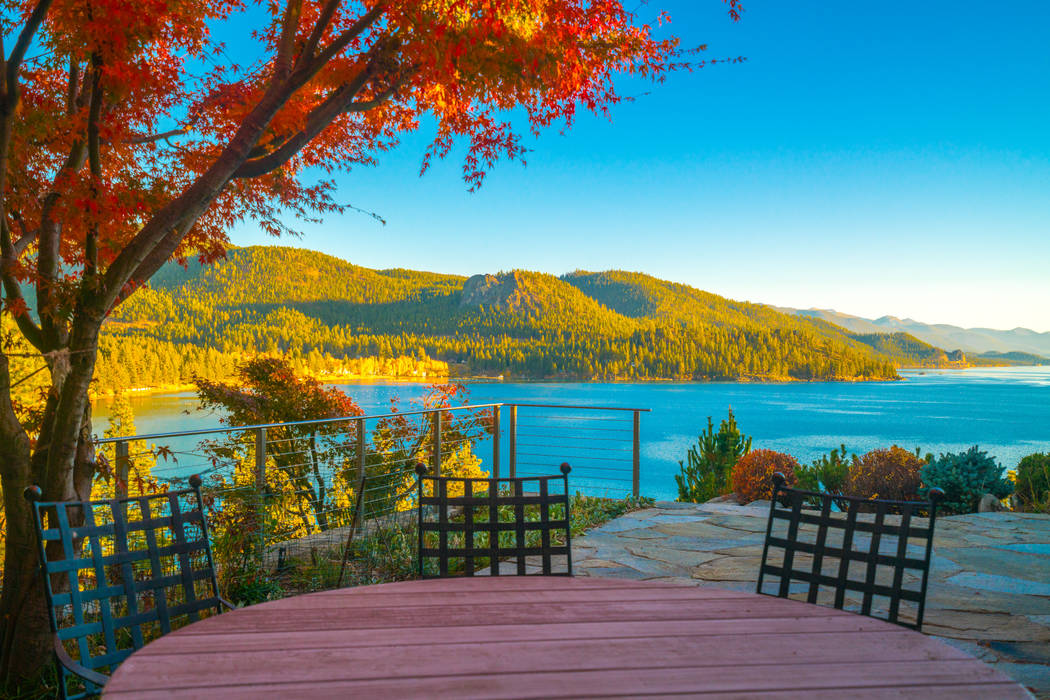 The Glenbrook estate faces Lake Tahoe. (Oliver Luxury Real Estate)