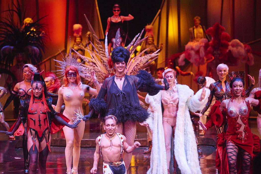 """""""Zumanity"""" (Cirque du Soleil)"""