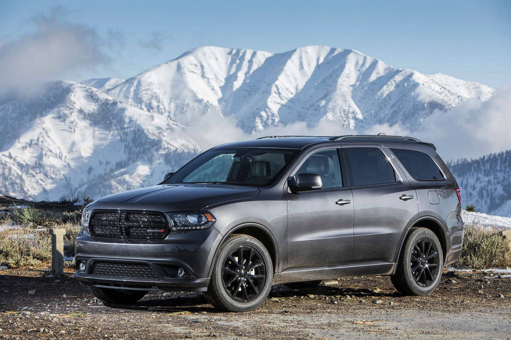 TheFastLaneCar.com The Dodge Durango GT made TheFastLaneCar.com's list of the best cars and crossovers that can handle frozen roads, snow drifts, and ice.
