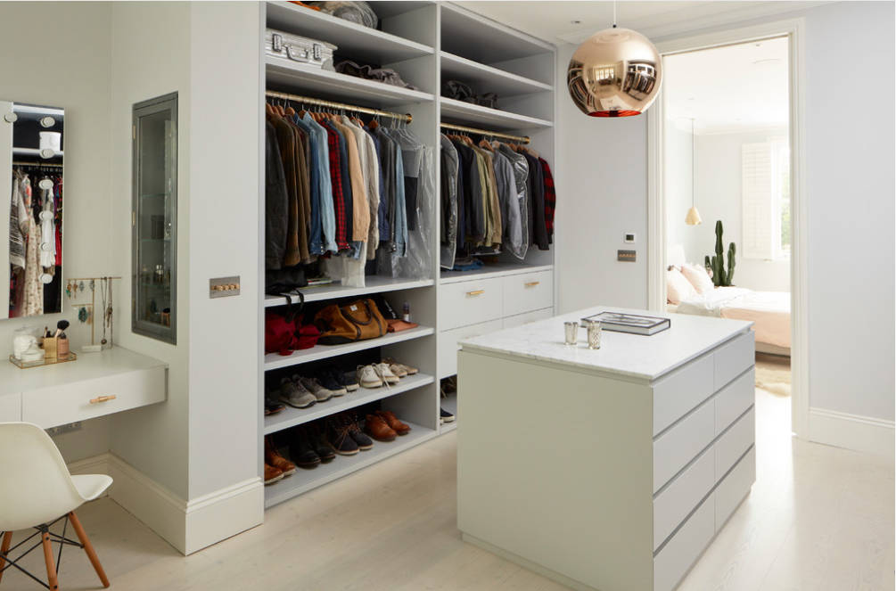 Houzz An All White Space Was Designed For A Homeowneru0027s Favorite Things.