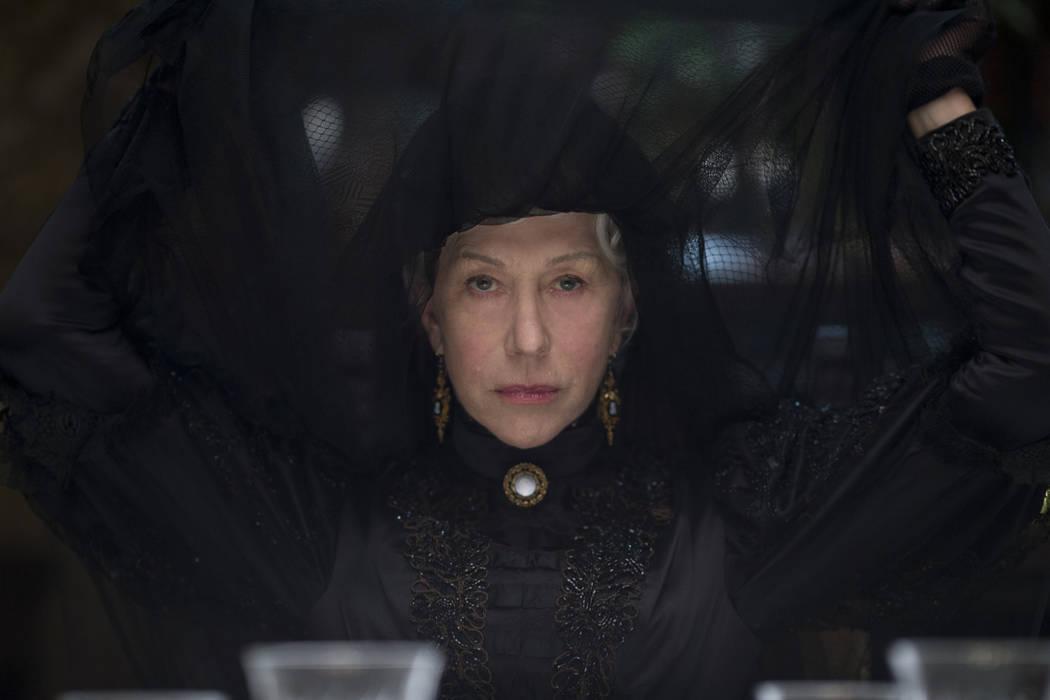"Oscar winner Helen Mirren stars in ""Winchester."" (Ben King/CBS Films)"