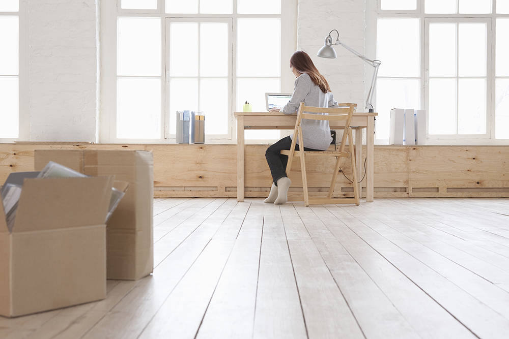 Armed with important mortgage questions to ask, you'll be ready to call the moving company in no time. (Thinkstock)
