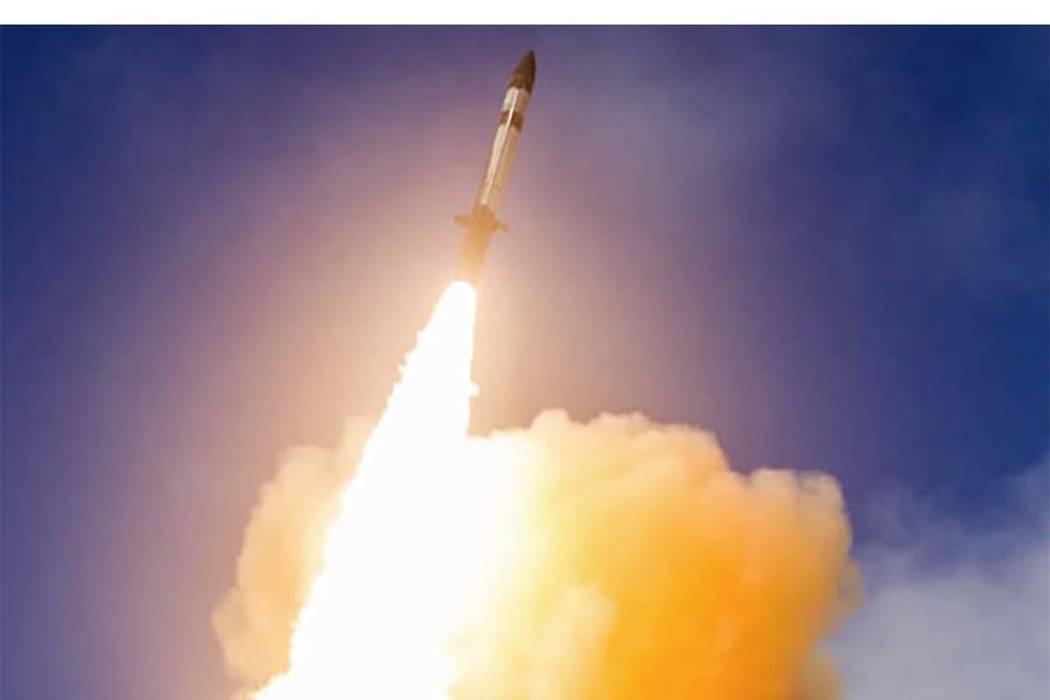 The Standard Missile 3 Block IIA. (Raytheon)