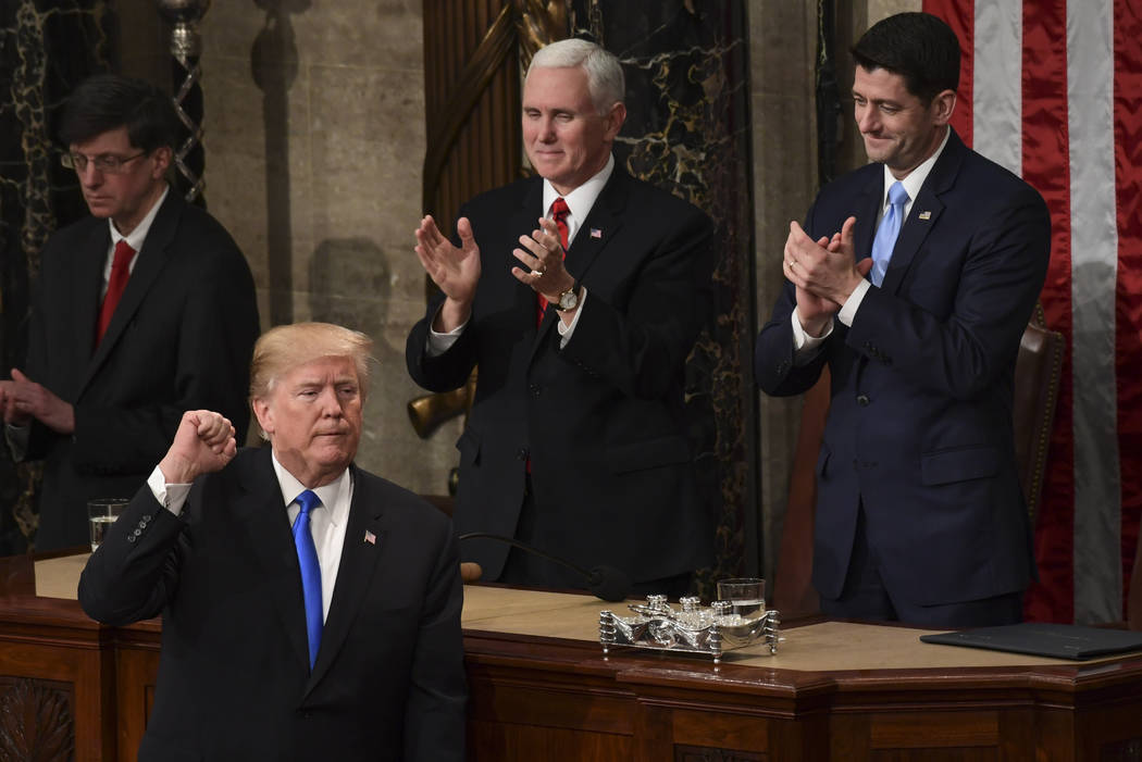 Trump wrong on State of the Union TV ratings — Fact check
