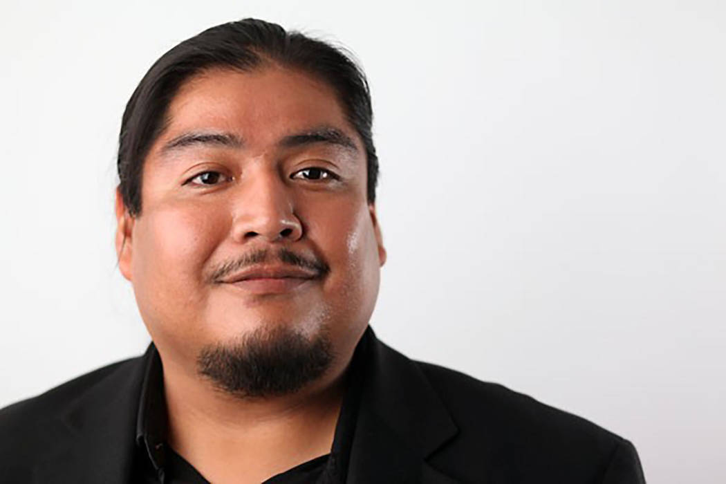 William Anderson, former chairman of the Moapa Band of Paiutes, died Sunday at age 44. Earthjustice