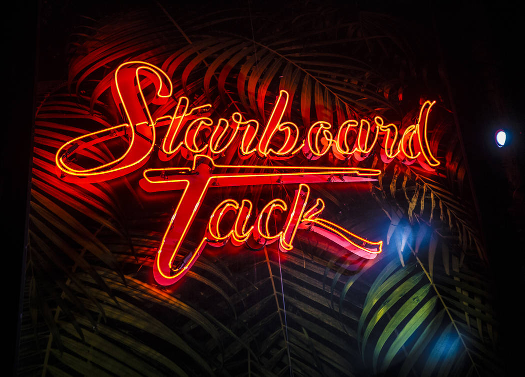Starboard Tack on Saturday, February 3, 2018, in Las Vegas. Benjamin Hager Las Vegas Review-Journal @benjaminhphoto