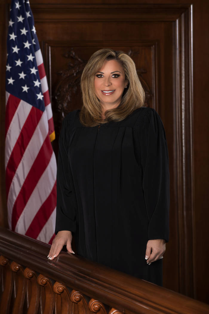 Circuit Court of Appeals Judge Abbi Silver won a seat on the Nevada Supreme Court since no one filed against her. (Courtesy photo)