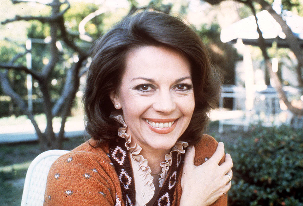 "A Dec. 1, 1981 file photo shows actress Natalie Wood. Investigators are now calling 87-year-old actor Robert Wagner a ""person of interest"" in the 1981 death of his wife Natalie Wood. Mystery has s ..."