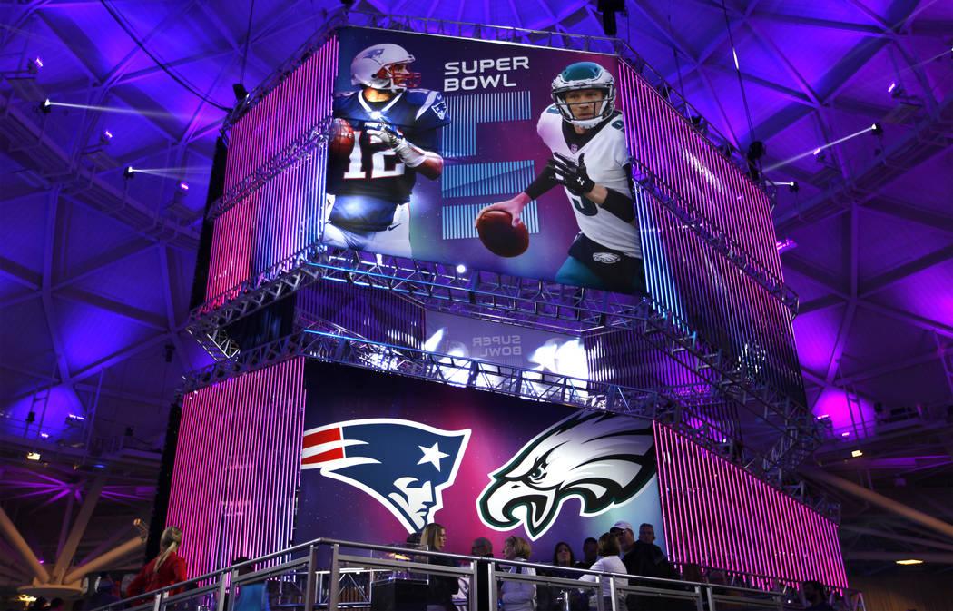 Minnesota Vikings hand over Super Bowl host duties to Atlanta Falcons