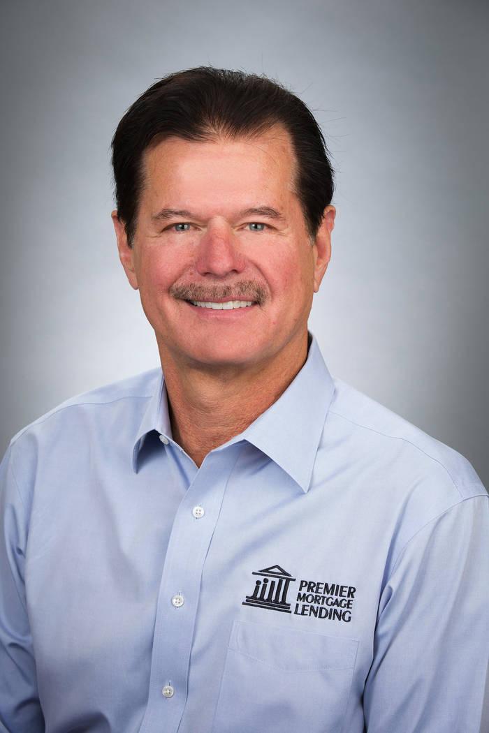 Rick Piette, owner of Premier Mortgage Lending