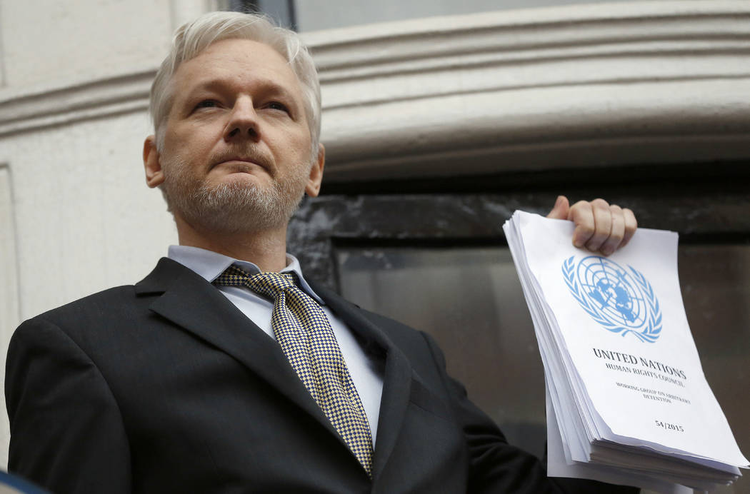 Julian Assange: is the WikiLeaks founder set to walk free today?