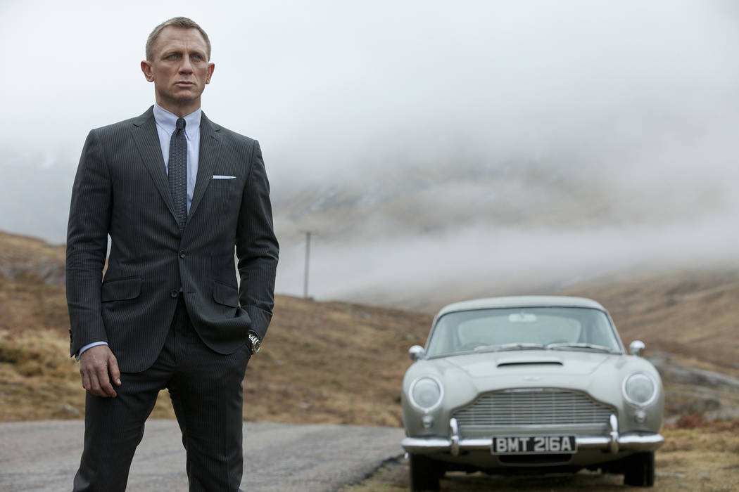 """Daniel Craig stars as James Bond in """"Skyfall"""" (Sony Pictures)"""
