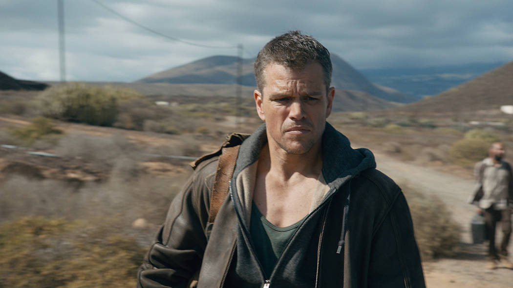 """MATT DAMON returns to his most iconic role in """"Jason Bourne."""" Paul Greengrass, the director of The Bourne Supremacy and The Bourne Ultimatum, once again joins Damon for the next  ..."""