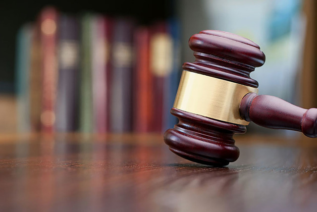 Gavel (Thinkstock)