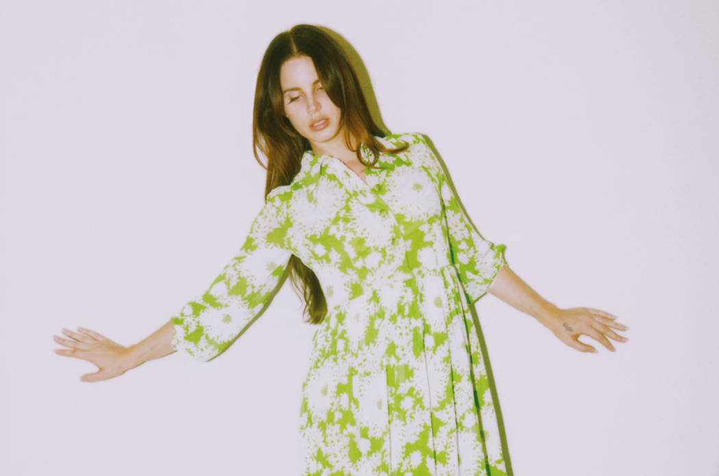 """Lana Del Rey's latest record, """"Lust for Life,"""" was one of the better albums of 2017. (Interscope Records)"""