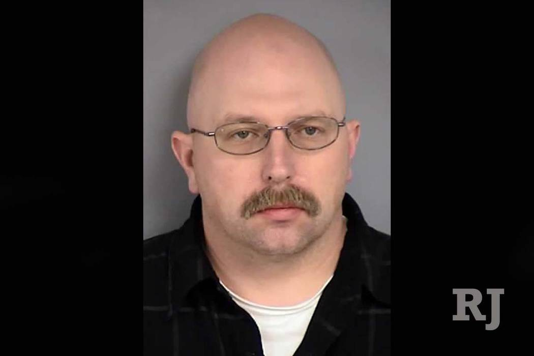 Bret Theil (North Las Vegas Police Department)