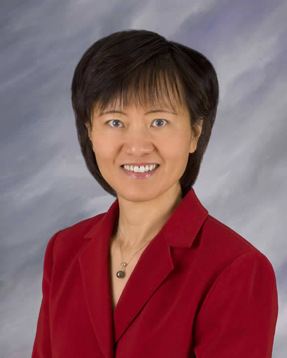 "City Manager Qiong Liu was terminated ""for cause"" by the North Las Vegas City Council on Wednesday, Feb. 8, 2018. (City of North Las Vegas)"