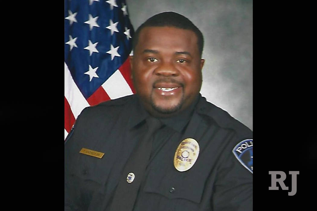 Henderson Police Department Deputy Chief Thedrick Andres (Courtesy of Henderson)