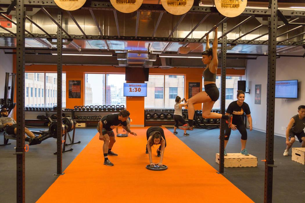 Tough mudder launches indoor training gym in las vegas