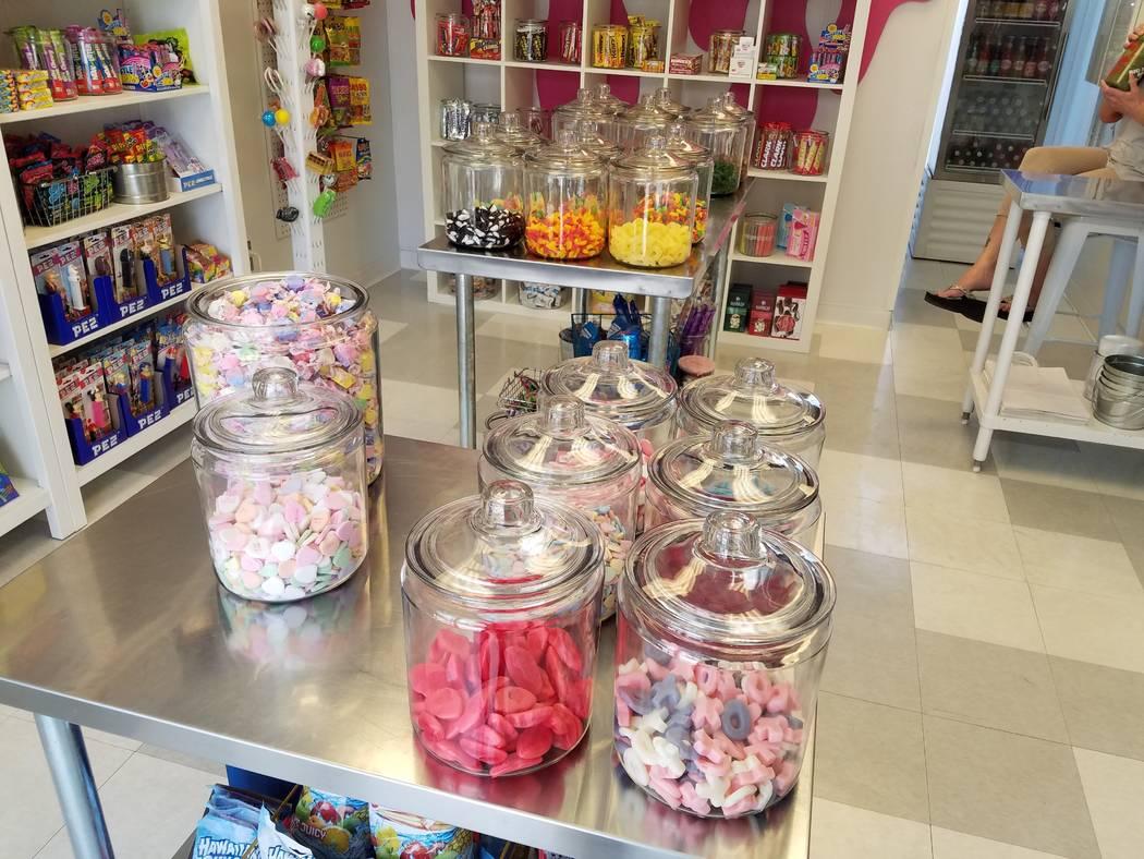 Heidi Knapp Rinella Sweet Spot Candy Shop