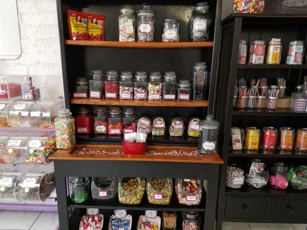Heidi Knapp Rinella Grandma Daisy's Candy & Ice Cream Parlor